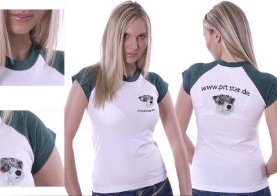 Raglan T- Shirt